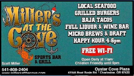 Millers at the Cove