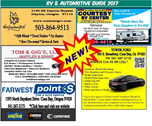 Auto and RV Guide 2017