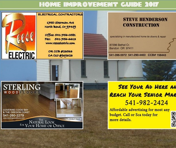 Senior Automotive and Home Improvement ad Guide