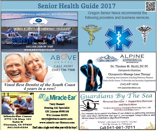 Senior Health Guide 2017