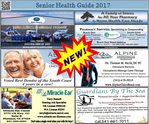 Senior Health Guide 2017