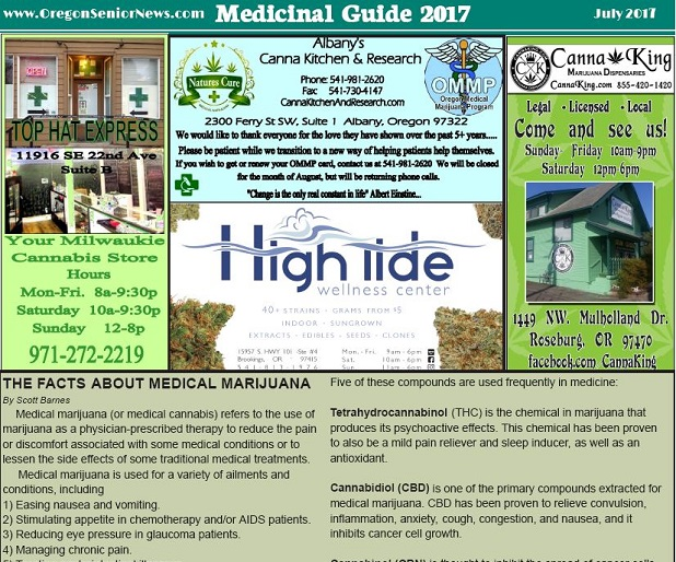 Medical Marijuana Guide 2017