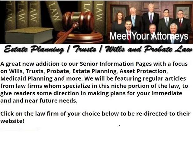 Meet Your Attorneys!